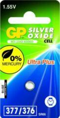 GP Batteries Silver Oxide Cell 377 Single-use battery SR66 Zilver-oxide (S) 1,55 V
