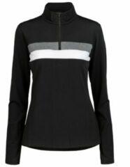 Zwarte Altitude 8848 Lexie W Sweat dames ski pulli met rits