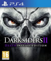 MSL Nordic Games Darksiders II Deathinitive Edition, PS4