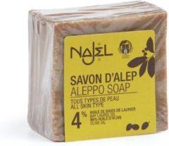 Najel Aleppo Zeep met 4% Laurierolie - 200 gram