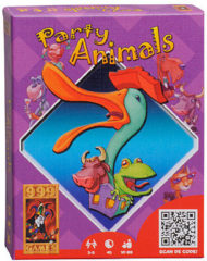999 Games Party Animals - Kaartspel