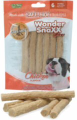 Wonder Snaxx Stixx - Hondensnacks - Kip 16 cm