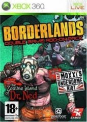 Gearbox Borderlands Double Game Add-on Pack