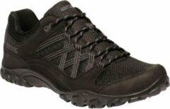 Regatta - Men's Edgepoint III Waterproof Walking Shoes - Sportschoenen - Mannen - Maat 45 - Zwart