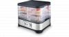 Fritel DH2025 Dehydrator Voedseldroger Zwart/RVS