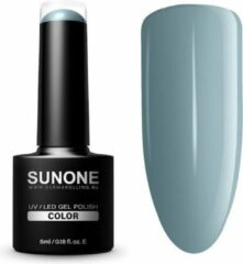 SUNONE UV/LED Hybrid Gel Grijze Nagellak 5ml. - S05 Sonia