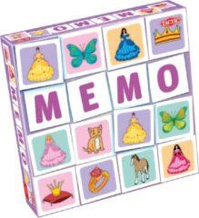 Tactic memory Meisjes Memo 22 x 22 cm karton 54-delig