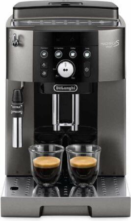 Afbeelding van Zilveren DeLonghi De'Longhi Magnifica S Smart ECAM 250.33.TB - Volautomatische espressomachine