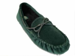 Ruby Brown Heren Pantoffels Dicht (Groen) 46