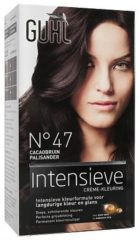 Guhl Intensieve Crème-kleuring No. 47 Cacaobruin - Haarverf