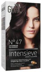 Guhl Pearlance Intensieve Crème-Haarkleuring 47 Cacaobruin Palisander