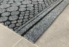 DICLYA BVBA JYG Vloerkleed - Keukenloper Stone 66x1400 -Grijs
