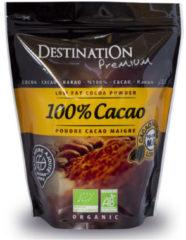 Destination Cacao 100% mager 10-12% 250 Gram