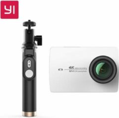 YI Technology Yi 4k Action Camera Wit met Selfie Stick