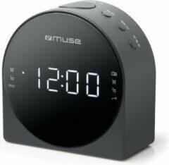 Muse M-185 CR Klok Digitaal Zwart radio