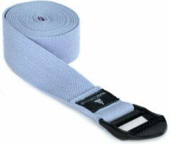 Lichtblauwe Yoga riem yogibelt - 260P light blue Yoga riem YOGISTAR