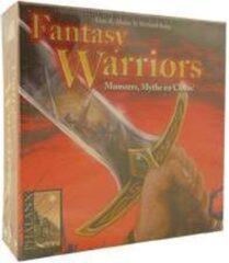 Bruine 999 Games kaartspel Fantasy Warriors 16,5 cm 116-delig