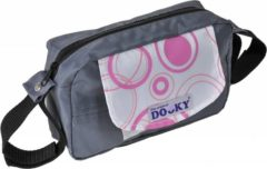 Dooky - Travel Buddy - Roze Circles