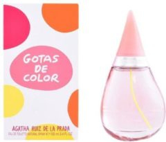 Damesparfum Gotas De Color Agatha Ruiz De La Prada EDT (100 ml)
