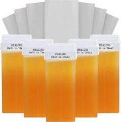 PLASTIMEA Wax Ontharen - MEALISS®100 - hars - epilatie - 5 navullingen