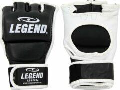Witte Legend Sports Leren MMA - Bokszak handschoenen Legend UFC XS