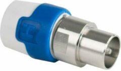 Hirschmann KOSWI 5 Rechte IEC Coax-Pluggen - Male