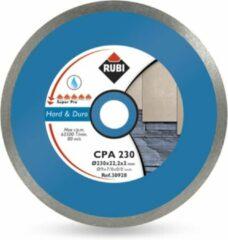 RUBI diamantzaagblad Laser CPA 250 Superpro doorlopende kroon