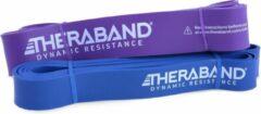 Thera-Band - High Resistance Band 2er- Set - Fitnessband maat Schwer, mehrfarbig