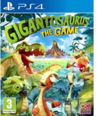 BANDAI NAMCO Entertainment Gigantosaurus: The Game (PS4)