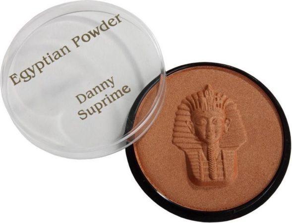 Afbeelding van Bruine Danny Suprime Egyptian Powder - Matte Bronzer