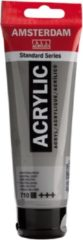 Royal Talens Amsterdam Standard acrylverf tube 120ml - 710 - Neutraalgrijs - dekkend