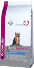 Eukanuba Dog Yorkshire Terriër - Rasspecifiek - Hondenvoer - 2 kg