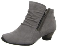 Stiefel Think! grau