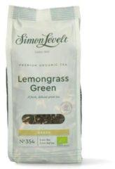 Simon Levelt Premium Organic Tea Lemongrass groen 90 gr