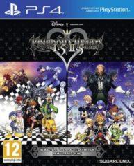 Merkloos / Sans marque Kingdom Hearts HD 1.5 + 2.5 ReMIX - PS4