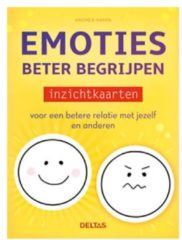 Deltas Emoties beter begrijpen inzichtkaarten 1 Set