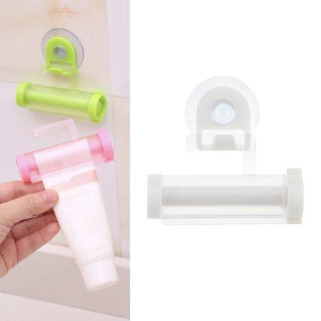 Afbeelding van One Blend Tandpasta dispenser met zuignap | Tube uitknijper | Toothpaste Tube Squeezer - Wit
