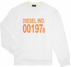 Witte Sweater Diesel SGIRKJ3