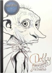Half Moon Bay HARRY POTTER A5 NOTEBOOK - DOBBY