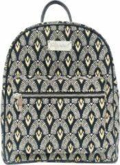 Gouden Signare - Daypack rugtas - Gobelin - Luxor - Art Deco Style