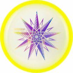 Aerobie Frisbee Skylighter Disc 25 Cm Geel