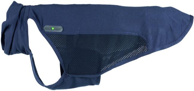 Afbeelding van Trixie Insect Shield Vest Grijs - Anti vlooien en tekenmiddel - Medium