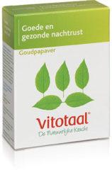 Vitotaal Goudpapaver 45 vegicaps