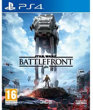 Afbeelding van Electronic Arts Star Wars: Battlefront - PS4