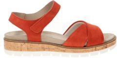 4x comfort 4 X Comfort Sandaal Oranje