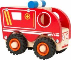 Witte SFC Toys Ambulance auto - FSC