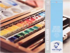 Van Gogh aquarel papier - wit - FSC mix