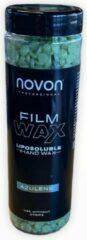 Groene Novon Harskorrels - Ontharings Hars - Ontharings Wax - Wax Bonen - Voor Wax Apparaat - 400 gram - Azulene