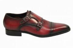 Rode MioTinto Herenschoenen gesp schoenen