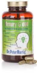 Dr. Peter Hartig - Für Ihre Gesundheit Memory G 400, 270 Kapseln